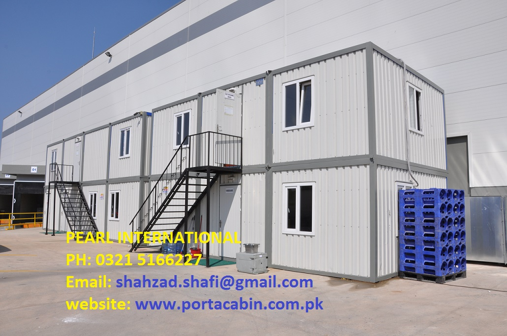 Labor camps or porta camps pearl international for Construction container